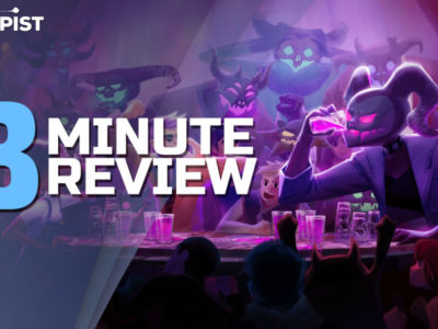 afterparty - review in 3 minutes