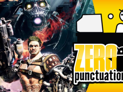 Contra: Rogue Corps - Zero Punctuation
