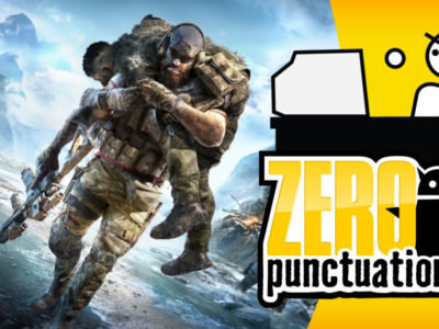 Ghost Recon Breakpoint - Zero Punctuation Yahtzee Croshaw