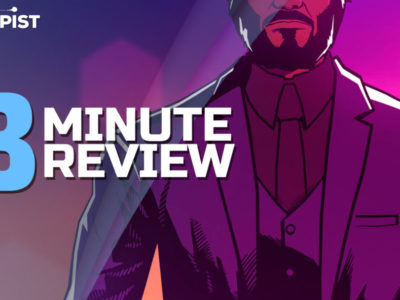 John Wick Hex Is a Solid Strategy Game with Some Lackluster Visuals - Review in 3 Minutes