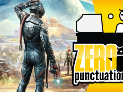The Outer Worlds - Zero Punctuation Yahtzee Croshaw
