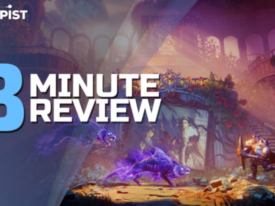 Trine 4: The Nightmare Prince - Review in 3 Minutes
