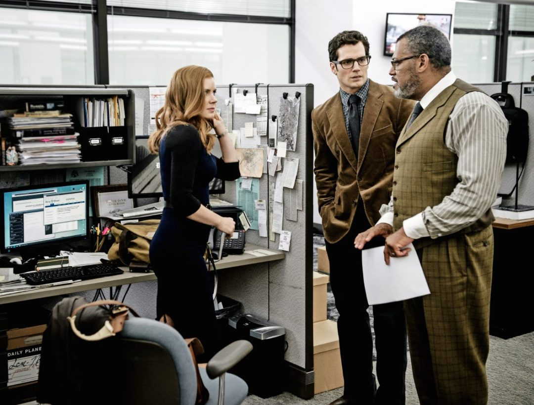 Superman, Clark Kent, Lois Lane terrible journalists journalism
