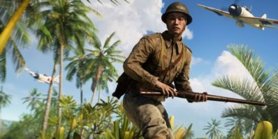 Battlefield V War in the Pacific October 31