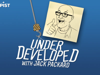 Jack Packard Underdeveloped show Escapist Magazine