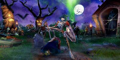 MediEvil Review: There's Still Plenty of Life in These Old Bones