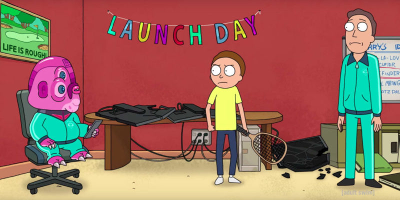 Rick and Morty Season 4 Trailer is Here and Full of Weird