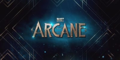 Arcane League of Legends animated series Riot Games