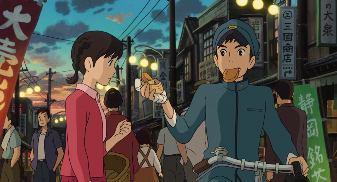 hayao miyazaki Only Yesterday From Up on Poppy Hill Porco Rosso