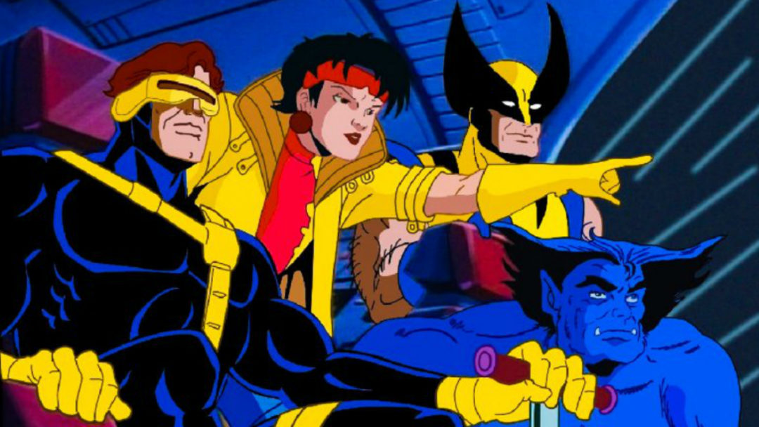X-Men: The Animated Series copyright infringement lawsuit