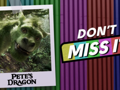 Pete's Dragon live-action 2016 David Lowery