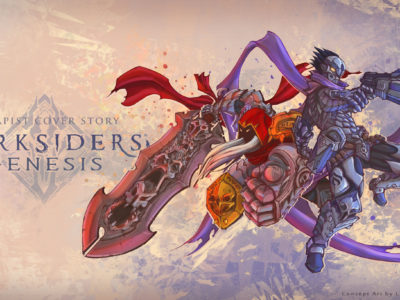 Darksiders Genesis Airship Syndicate interview