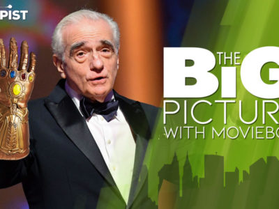 Martin Scorsese Marvel real cinema Big Picture Bob Chipman