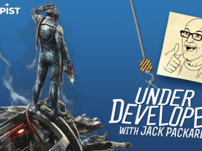 The Outer Worlds world building UnderDeveloped Jack Packard