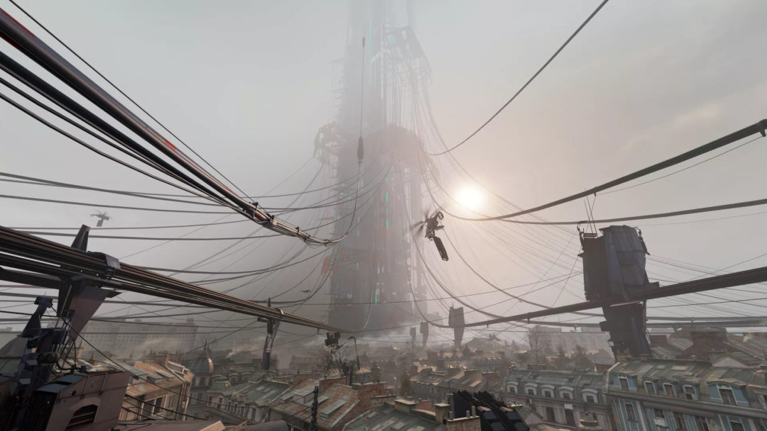 Half-Life: Alyx Is A Full-Fledged New VR Half-Life Game