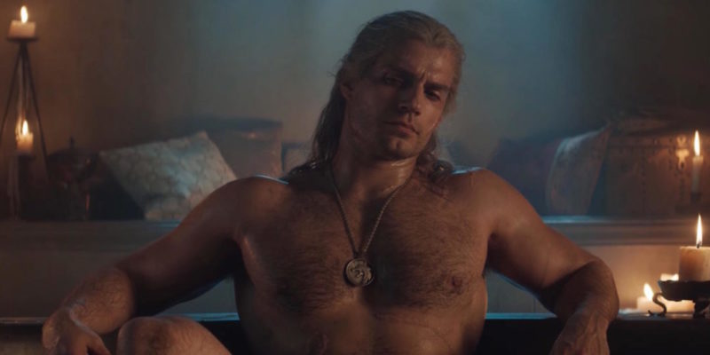 the witcher, netflix, Hissrich