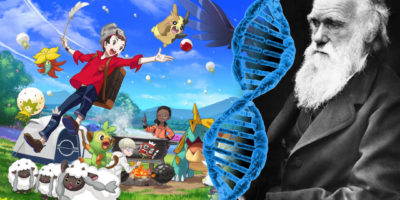 Pokémon evolution biology science epigenetics