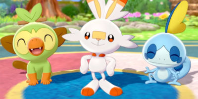 Pokémon Sword and Shield bad user experience