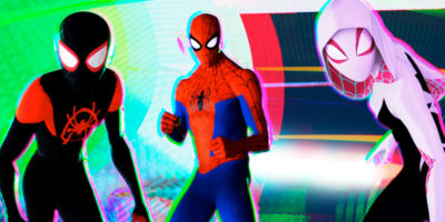 Spider-Man: Into the Spider-Verse sequel April 8, 2022