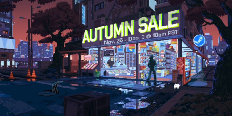 Steam Autumn Sale guide best deals