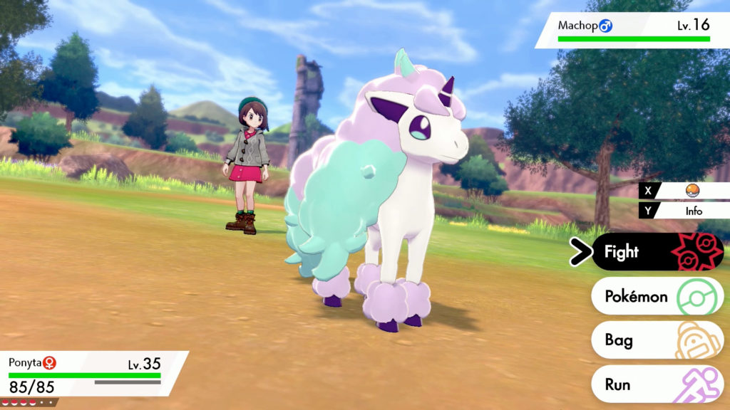 total user experience required Pokémon Sword and Shield