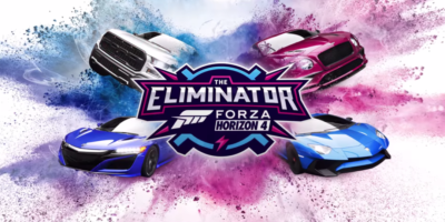 Forza Horizon 4, The Eliminator, Playground Games, battle royale