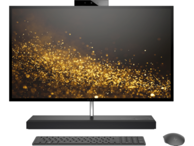 HP ENVY All-in-One - 27-b255qd center-facing cyber monday