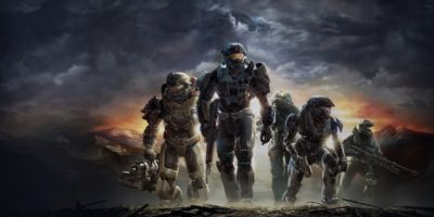 Halo: Reach third-person mod Master Chief Collection