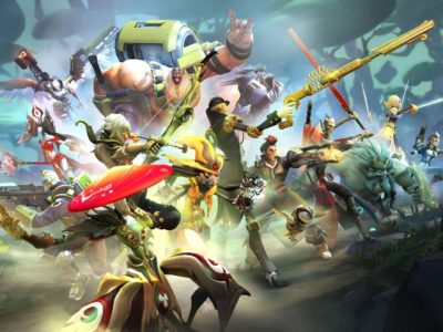 Gearbox Software Battleborn deserved better