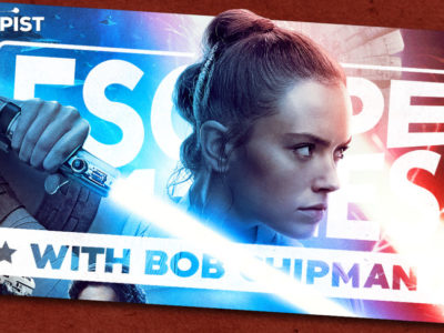 Star Wars: The Rise of Skywalker review Escape to the Movies Bob Chipman