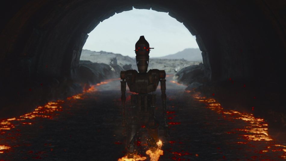 The Mandalorian Chapter 8: Redemption review Star Wars Disney+
