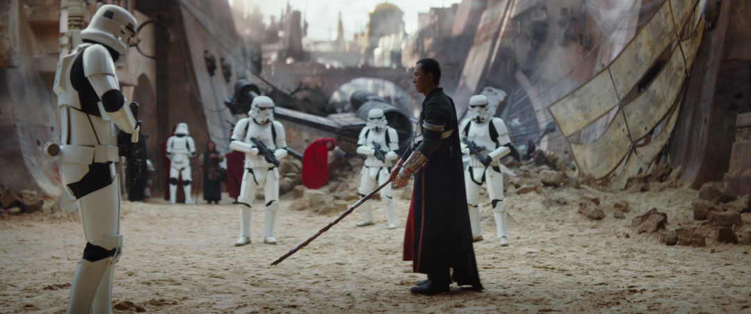 Rogue One: A Star Wars Story updated series formula for 21st century