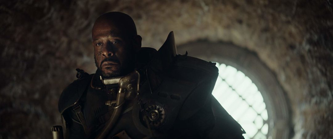 Rogue One 21st century war story Saw Gerrera