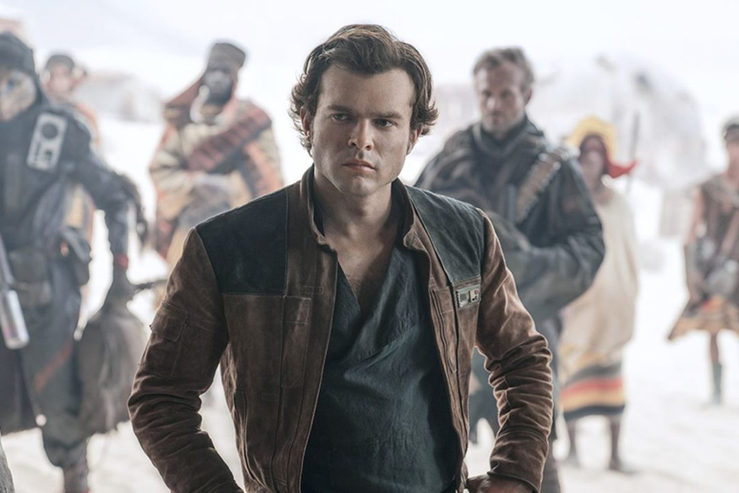 Solo: A Star Wars Story is a generic blockbuster
