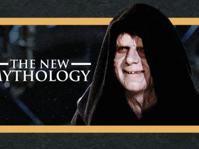 Emperor Palpatine Star Wars: Unlimited power and evil