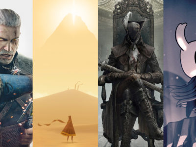 Patrick Lee top 10 games of the 2010s decade
