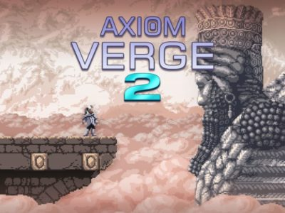Axiom Verge 2, Nintendo, Thomas Happ, Indie