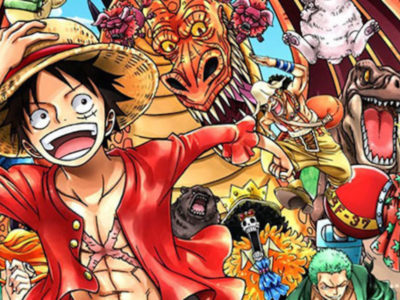 live-action One Piece series Netflix, Cowboy Bebop, Death Note, Tomorrow Studios