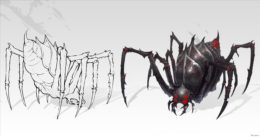 Pathfinder: Wrath of the Righteous spider