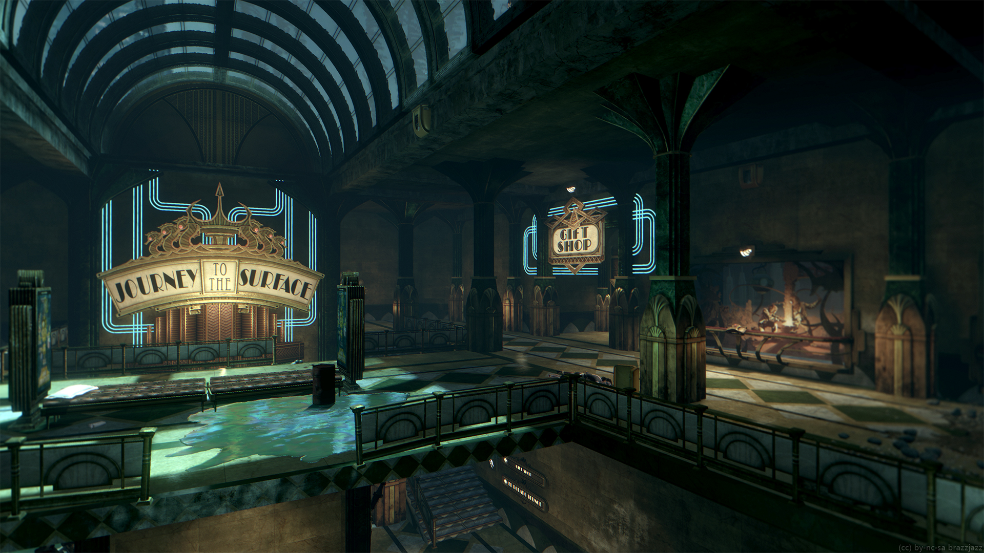 BioShock Rapture: The Rise, Fall, and Place of Environmental Storytelling in Games