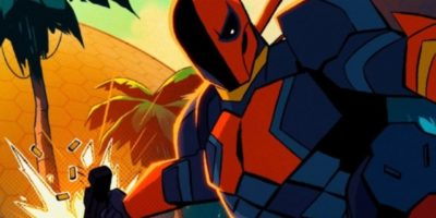 Deathstroke: Knights & Dragons release date CW Seed