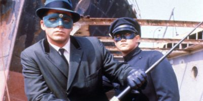the green hornet Amasia Entertainment
