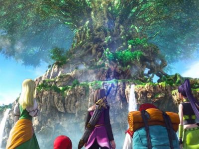 dragon quest xii in development
