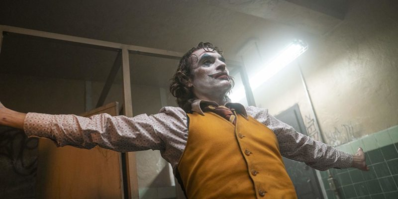 Joker Academy Awards nominations not surprising wildcard, expected Todd Phillips
