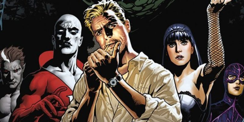 Justice League Dark Bad Robot J.J. Abrams film TV