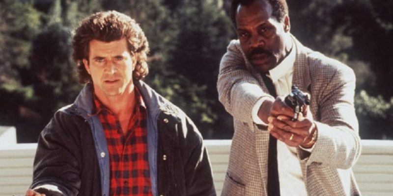 Lethal Weapon 5 Dan Lin Mel Gibson, Danny Glover, and Richard Donner