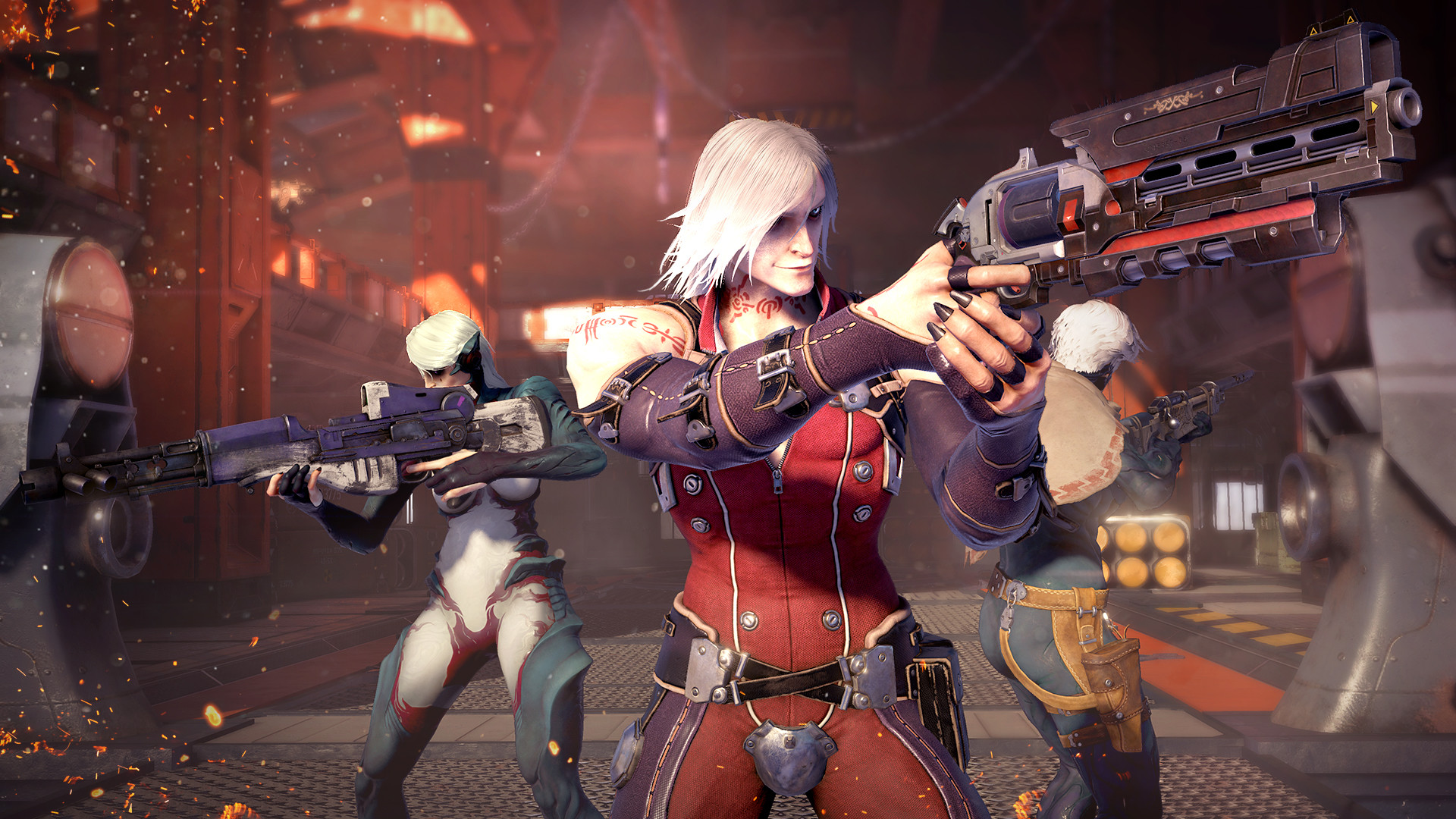 Spacelords Mercury Steam games as a service free to play great niche game