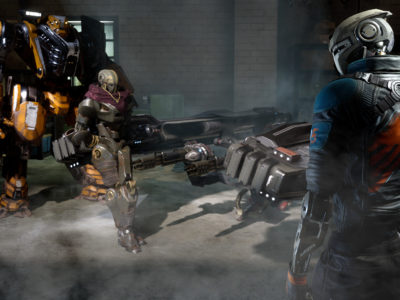 Disintegration Closed Beta Key Giveaway (PC, PS4 & Xbox One)