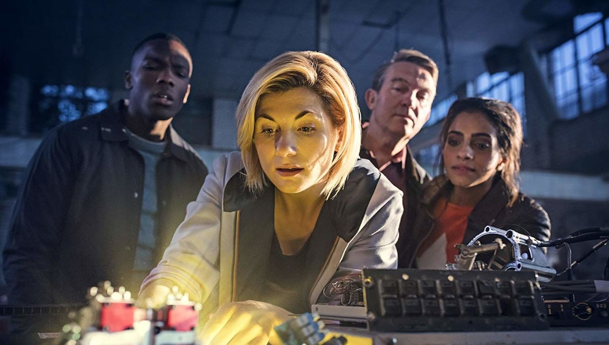 Doctor Who Chris Chibnall old-fashioned conservative sci-fi history