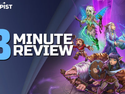 The Dark Crystal: Age of Resistance Tactics - Review in 3 Minutes